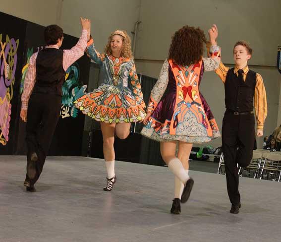 Free Irish Dance Classes In Lexington: McTeggart Irish Dancers